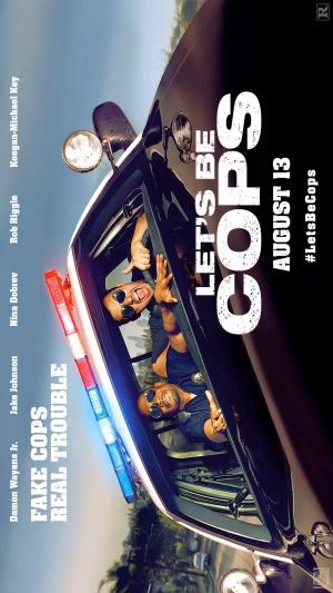 Let's Be Cops 1152x2048