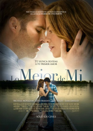 The Best of Me 854x1200