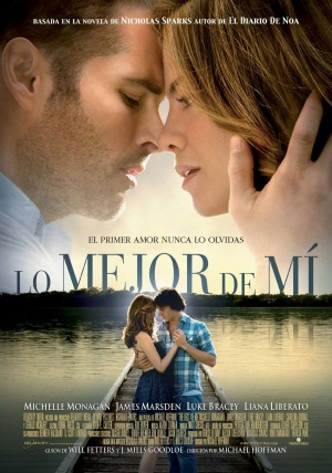 The Best of Me 1191x1701