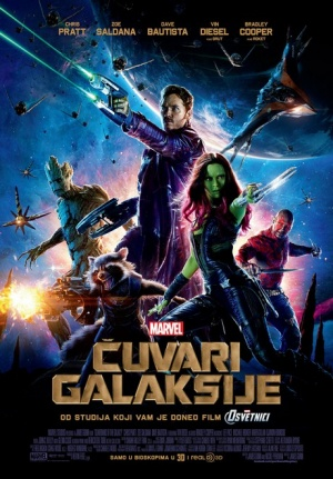 Guardians of the Galaxy 460x661