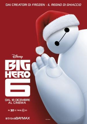 Big Hero 6 3425x4843