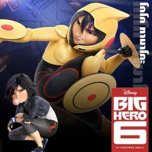 Big Hero 6 700x700