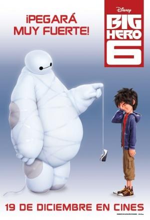 Big Hero 6 579x848