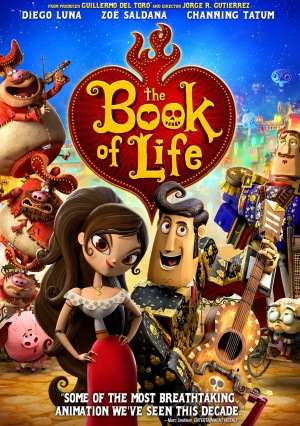 The Book of Life 1533x2175
