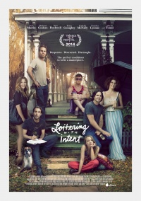Loitering with Intent poster