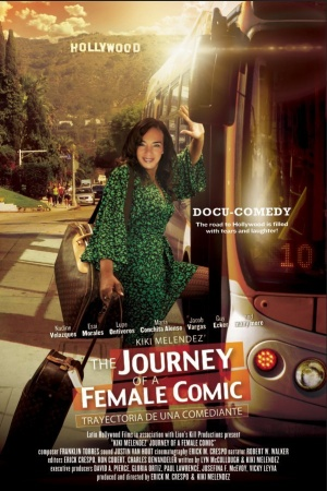 Journey of a Female Comic 601x902