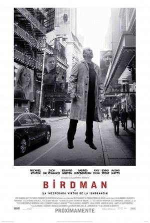 Birdman oder (Die unverhoffte Macht der Ahnungslosigkeit) 3378x5000