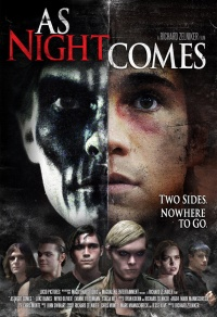As Night Comes poster