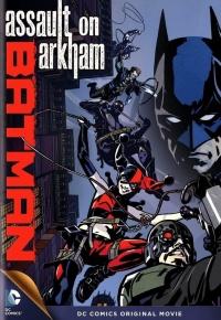 Batman: Assault on Arkham poster