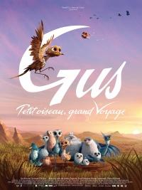 Gus - Petit oiseau, grand voyage poster