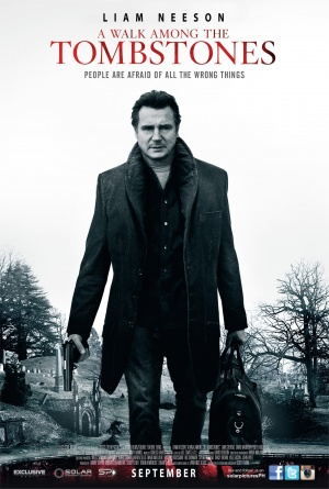 A Walk Among the Tombstones 1594x2362