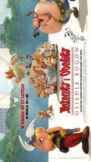 Asterix im Land der Götter 540x960