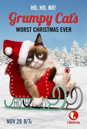 Grumpy Cat's Worst Christmas Ever 2031x3000