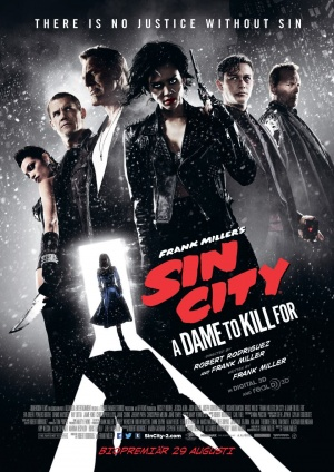Sin City: A Dame to Kill For 960x1358
