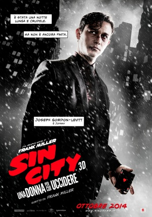 Sin City: A Dame to Kill For 3010x4300