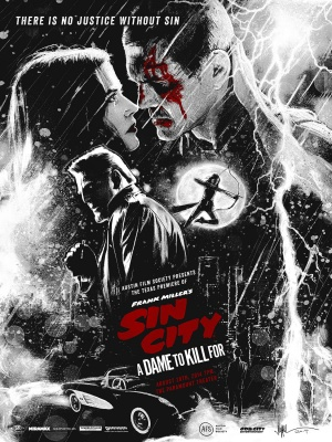 Sin City: A Dame to Kill For 1125x1500