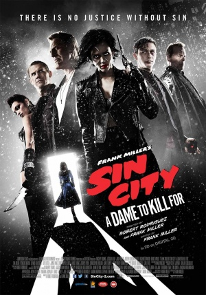 Sin City: A Dame to Kill For 1024x1463