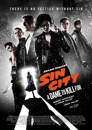Sin City: A Dame to Kill For 1132x1600