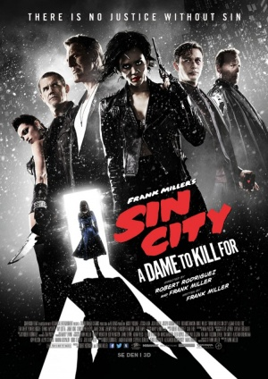 Sin City: A Dame to Kill For 750x1061