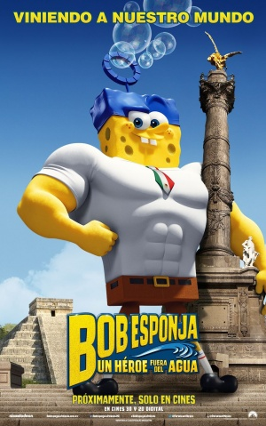 The SpongeBob Movie: Sponge Out of Water 939x1500
