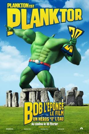 The SpongeBob Movie: Sponge Out of Water 996x1500