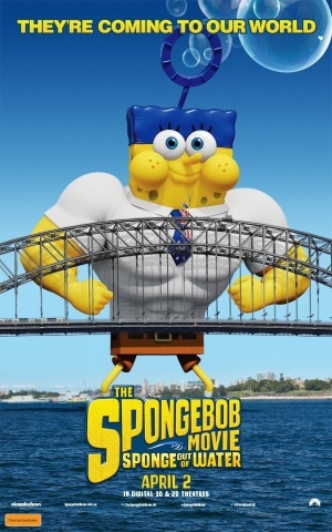 The SpongeBob Movie: Sponge Out of Water 937x1500