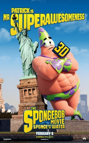 The SpongeBob Movie: Sponge Out of Water 1697x2717