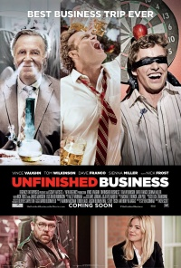 Unfinished Business poster