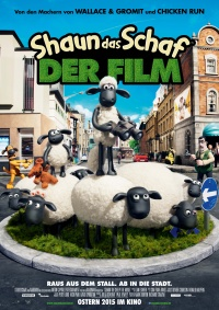 Shaun the Sheep: The Movie poster