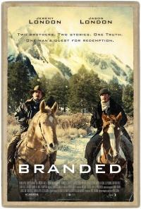 Branded poster