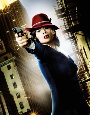 Agent Carter 3949x5000
