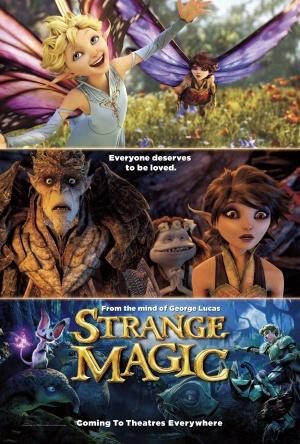Strange Magic 3375x5000