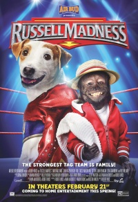 Russell Madness poster