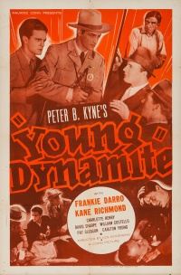 Young Dynamite poster