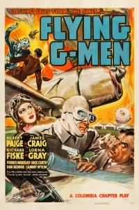 Flying G-Men poster