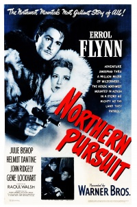 Northern Pursuit poster