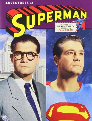 Adventures of Superman 1134x1500