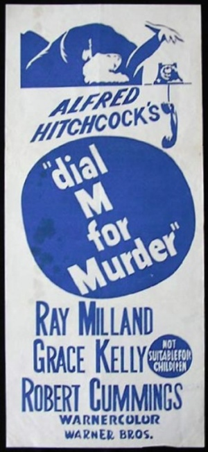 Dial M for Murder 350x760