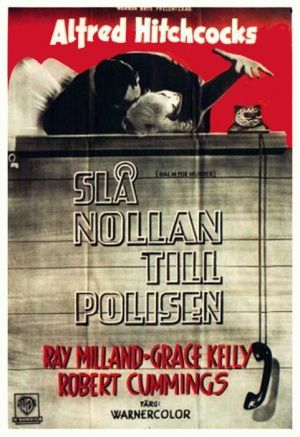 Dial M for Murder 481x700