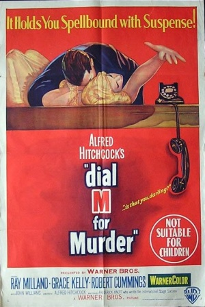 Dial M for Murder 432x645