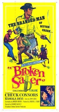 Broken Sabre poster