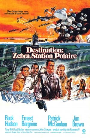 Ice Station Zebra 1341x2055