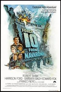 Komandosi z Navarony poster