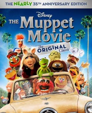Muppet-elokuva 1301x1600