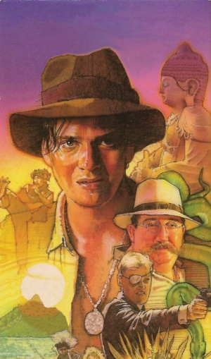 The Young Indiana Jones Chronicles 434x737