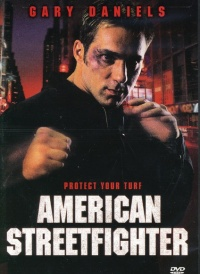 American Streetfighter poster