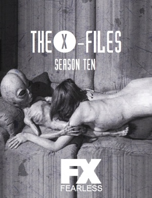 The X Files 538x700