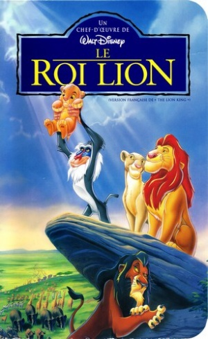 The Lion King 307x500