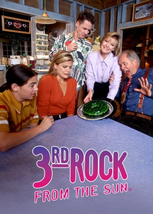 3rd Rock from the Sun 771x1080