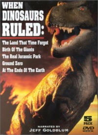 When Dinosaurs Ruled poster